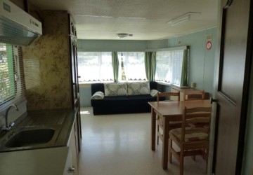 location mobil home aude 5 personnes