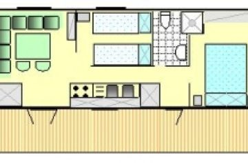 location mobil home plan