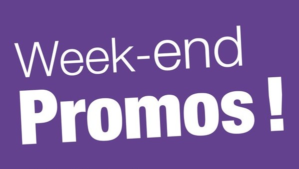 Promos week end Carcassonne