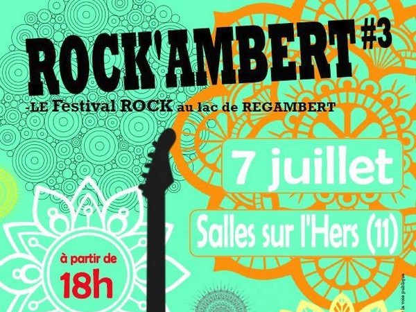 Festival Rock'Ambert-Aude